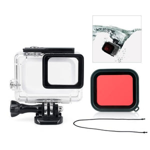 Vamson for Gopro Hero 7 6 5 Accessories Waterproof Protection - Sdise