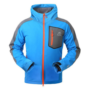 SAENSHING Waterproof softshell Jacket - Sdise