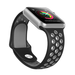 Sports Silicone strap for apple watch - Sdise
