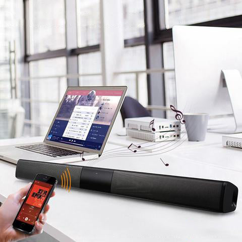 20W Wireless Bluetooth Column Speaker - Sdise