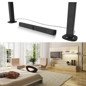 20W Wireless Bluetooth Column Soundbar Stereo Speaker