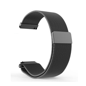 18mm 20mm 22mm Universal Milanes loop strap watchbands - Sdise