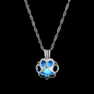 FAMSHIN 2019 New Hot Moon Glowing Necklace - Sdise