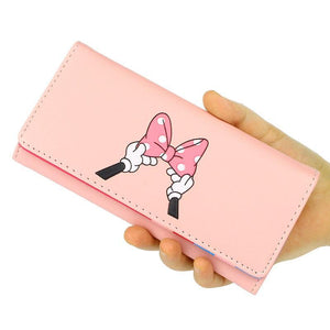 BOTUSI Mickey Bow Lady Purse - Sdise