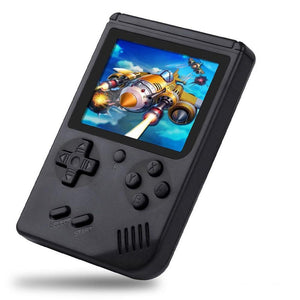 mini portable retro nostalgic 3.0 Inch 168 games