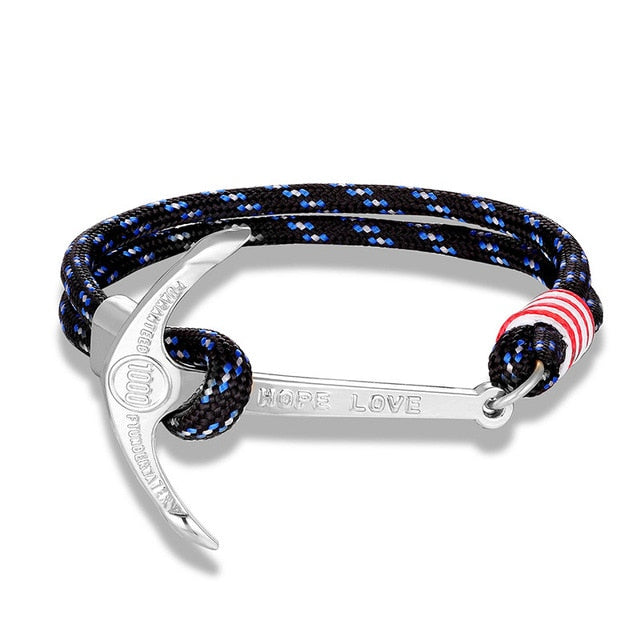 JAAFAR 2019 New retro anchor bracelet - Sdise