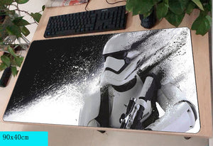 Star Wars mouse pad gamer 900x400mm