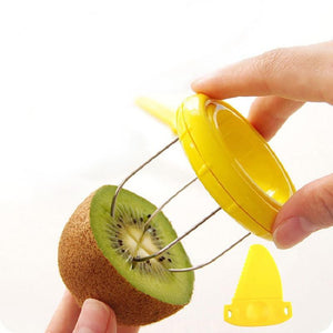 Fruit Kiwi Cutter Device - Sdise