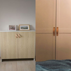 Leather Drawer Cabinet  Door Handle - Sdise