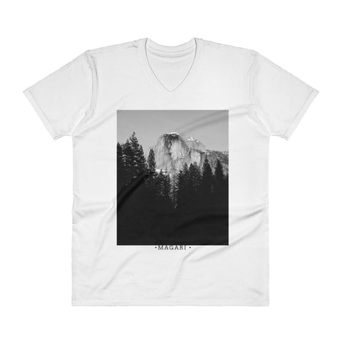 Mountain V-Neck T-Shirt