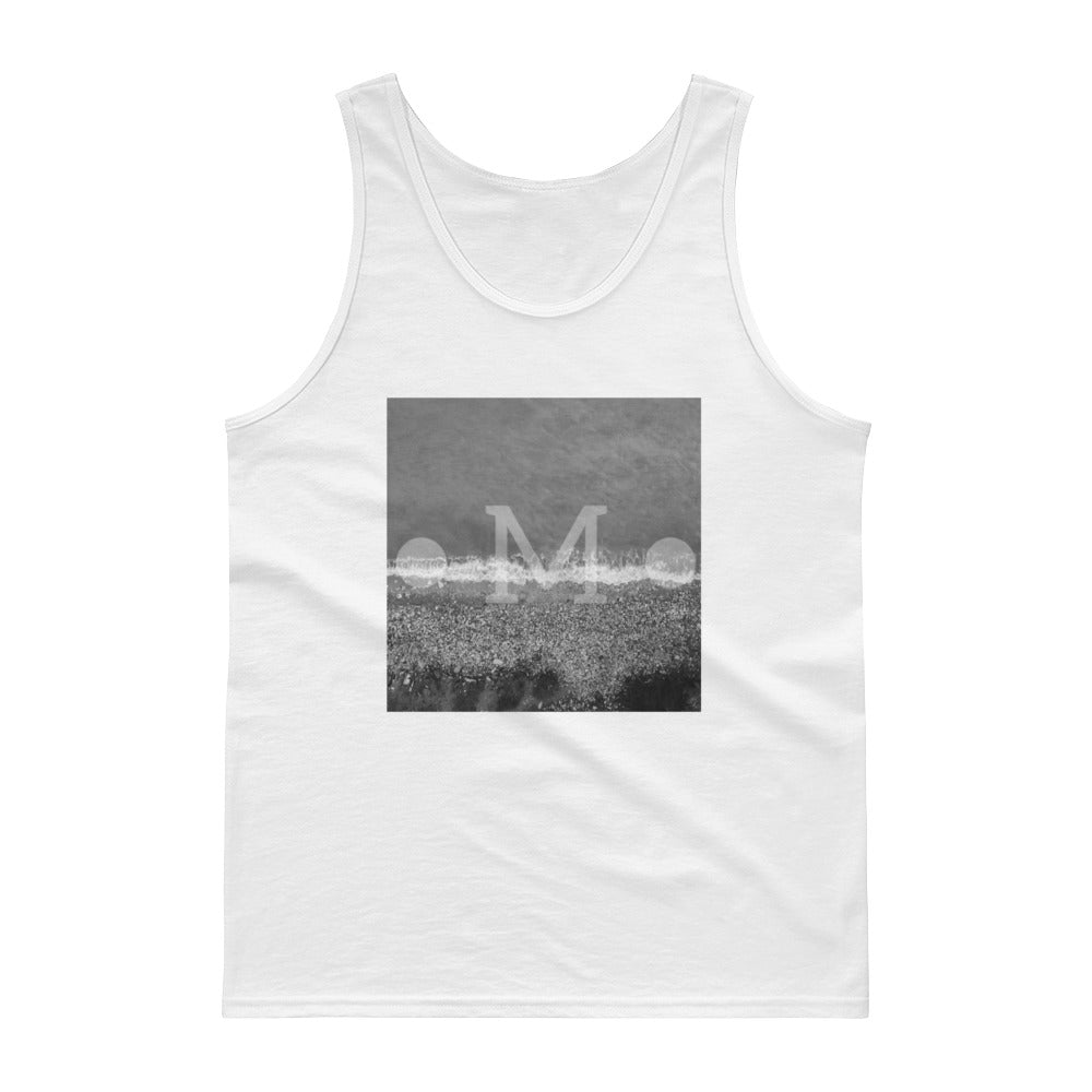Beach and Smooth Logo Tank top