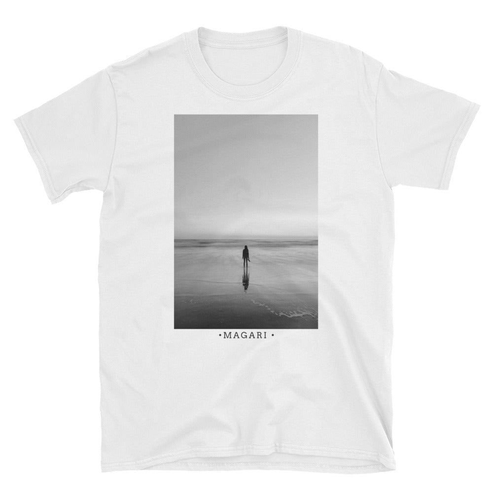 Beach Short-Sleeve Unisex T-Shirt