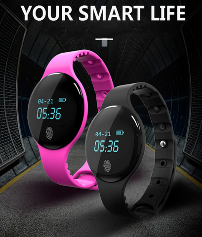 Smartwatch Colorido de Desporto  SD01