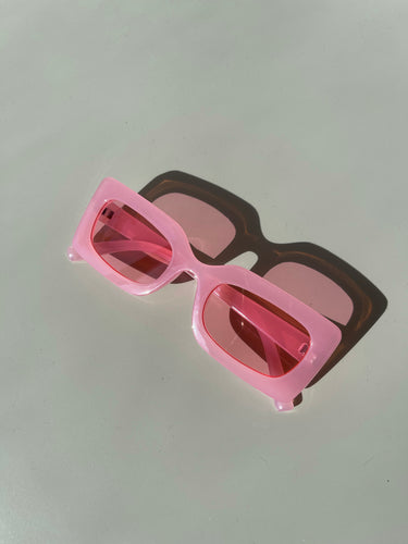 Jarvis 60s Style Frames In Bubblegum