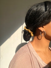 Load image into Gallery viewer, Courtney Classic Hoop Earring