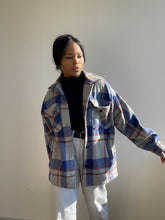 Load image into Gallery viewer, Lumberjack Jackie Jacket In Royal Blue