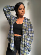 Load image into Gallery viewer, Lauren 90s Style Flannel