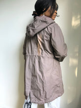 Load image into Gallery viewer, Nichole Midi Utility Hooded Anorak Jacket