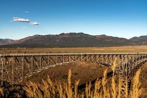 Taos Gorge Bridge