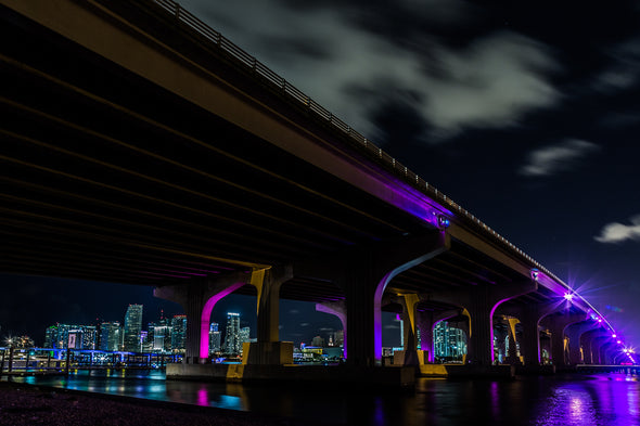 The Purple Causeway