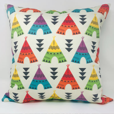 Pillow - Teepees