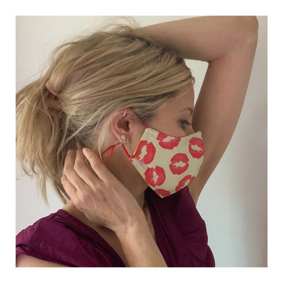 Luxe Face Mask 2.0 - Kiss Kiss