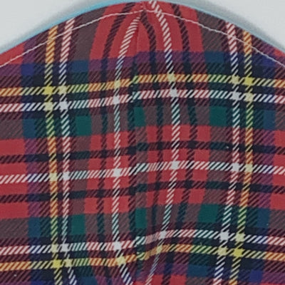 Face Mask - Tartan Plaid