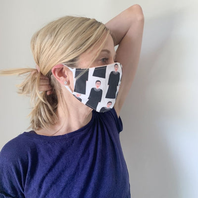 Luxe Face Mask 2.0 - RBG