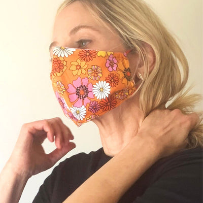 Luxe Face Mask 2.0 - Who's That Lady?