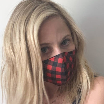 Luxe Face Mask 2.0 - Lumberjack