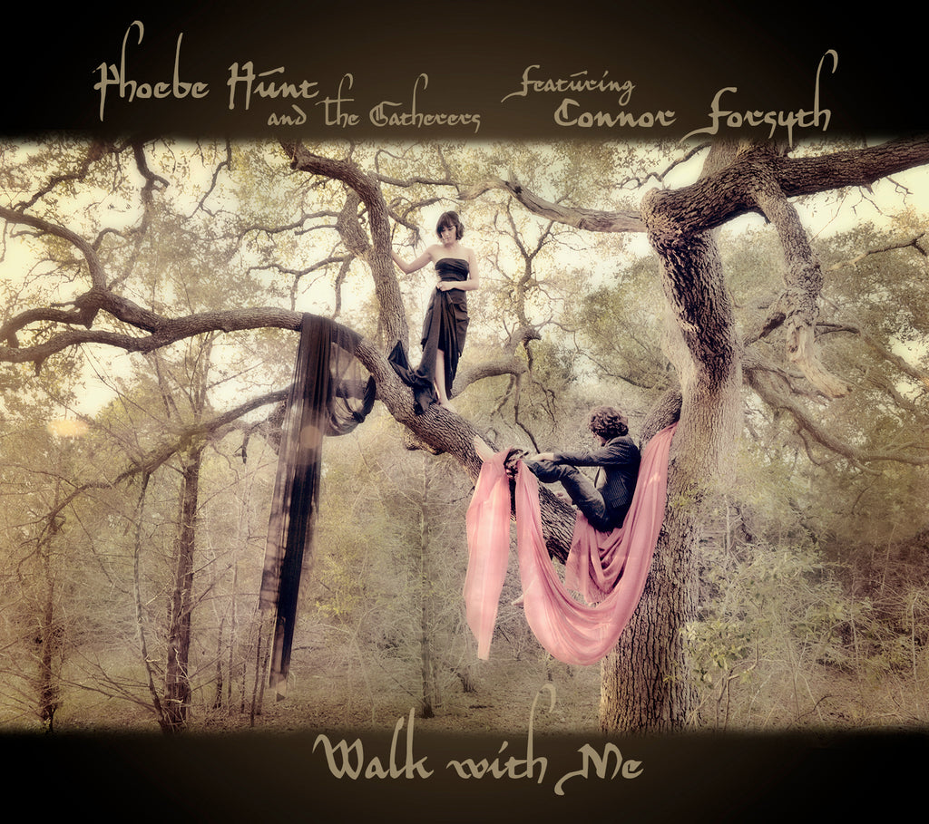 Walk With Me CD (Physical/Digital)