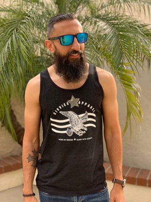 Convoy Tank For Him - Civvies Apparel Co