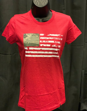 Freedom Tee For Her - Crew neck