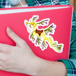 Leafy Seadragon Large Outdoor Sticker