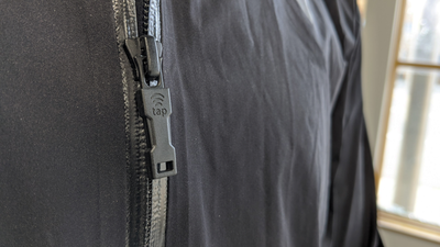YKK and Lifekey introduce the first smart zipper — TouchLink™