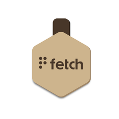 Coyote Brown Fetch Pet ID