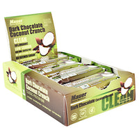Mauer Sports Nutrition Classic Protein Bar - Dark Chocolate Coconut Crunch - 12 Bars - 852815006094