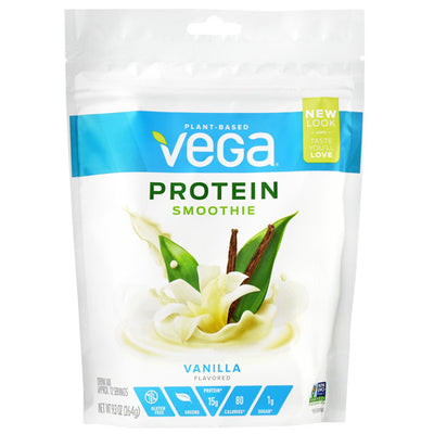Vega Protein Smoothie - Vanilla - 12 Servings - 838766006147