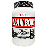 Labrada Nutrition Lean Body - Molten Dark Chocolate Cake - 2.47 lb - 710779113558