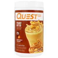 Quest Nutrition Protein Powder - Peanut Butter - 1.6 lb - 888849008612