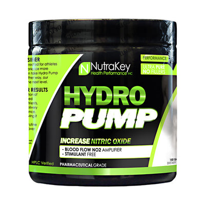 Nutrakey Hydro Pump - Unflavored - 124 g - 851090006188