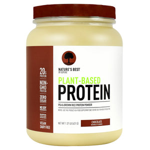 Nature's Best Plant-Based Protein