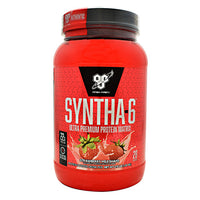BSN Syntha-6 - Strawberry Milkshake - 2.91 lb - 834266006151