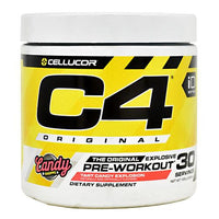 Cellucor iD Series C4 - Tart Candy Explosion - 30 Servings - 842595107241