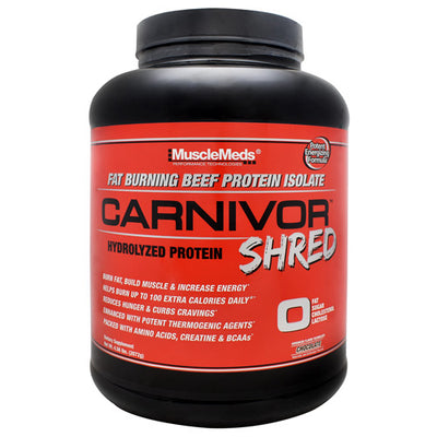 Muscle Meds Carnivor Shred - Chocolate - 56 Servings - 891597004577
