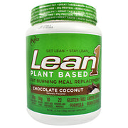 Nutrition 53 Plant Based Lean1 - Chocolate Coconut - 15 Servings - 810033013102