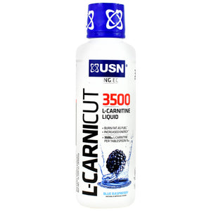 Usn Cutting Edge Series L-Carnicut - Blue Raspberry - 30 Servings - 6009544920052