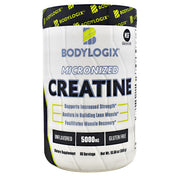 BodyLogix Micronized Creatine - Unflavored - 60 Servings - 694422020014