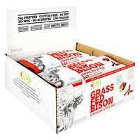 DNX Bars Grass Fed Bison Bar - Jamaican Style - 12 Bars - 685239665222