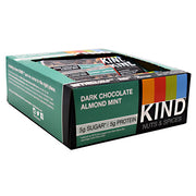 Kind Snacks Kind Nuts & Spices - Dark Chocolate Almond Mint - 12 Bars - 602652199837
